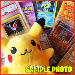 £150+ Pokemon Card Box Package PSA's WOTC New luckylee lucky lee store uk