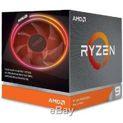 AMD Ryzen 9 3900X with LED Cooler + Assassan's Creed Valhalla (Email Delivery)