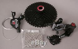 Box Two 11 Speed 1x groupset Shifter Rear Derailleur 11-46 Cassette fits Shimano