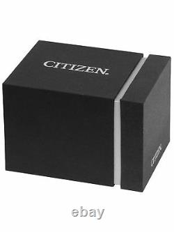 Citizen Eco-Drive Stainless Steel Nylon Strap Mens Watch BM7390-22X. Casual Chic