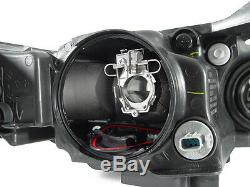 DEPO JDM Black Housing Clear Corner Projector Headlights For 2004-2005 Acura TL