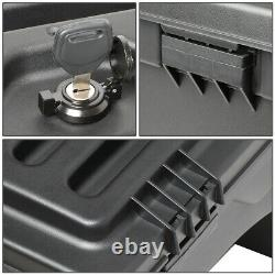 FOR 15-20 FORD F-150 PICKUP TRUCK BED WHEEL WELL STORAGE TOOL BOX WithLOCK LEFT