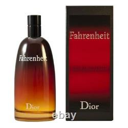 Fahrenheit by Christian Dior Cologne for Men 6.8 oz Brand New In Box