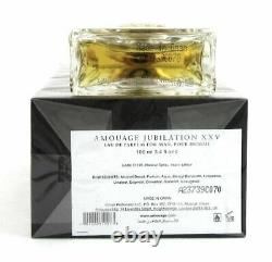 Jubilation XXV Cologne by Amouage 3.4 oz. /100 ml. EDP Spray for Men New in Box