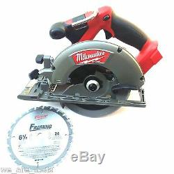 NEW IN BOX M18 Milwaukee FUEL 2730-20 Cordless 6 1/2 Circular Saw 18 Volt 18V