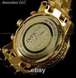 NEW Invicta Mens Stainless Steel SCUBA 3.0 Chronograph SKELETONIZED DIAL Watch
