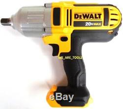 New In Box Dewalt DCF889B 20V 1/2 Cordless Impact Wrench Pin Detent 20 Volt Max