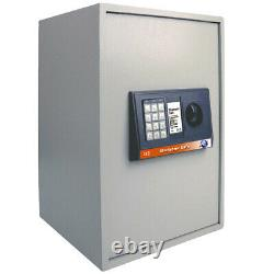New Large Electronic High Security Digital Vault Lock Steel Strong Box Home Safe