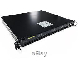 New Quanta LB6M 10GbE 24-Port SFP+ 4x 1GbE L2/L3 Switch NEW IN BOX