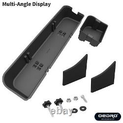 OEDRO Fit for 2015-2020 Ford F-150 F150 250 350 SuperCrew Underseat Storage Box