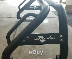 OPEN BOX Vanguard Off Road Roll Bar compatible with Tacoma/Colorado OPEN BOX