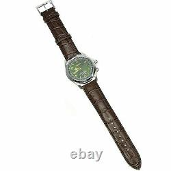 SEIKO SARB017 Mechanical Alpinist Automatic Men's Leather Watch Made In Japan