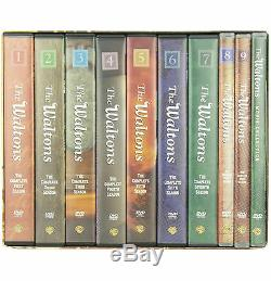 The Waltons Complete Series DVD Gift Box Set Season 1 2 3 4 5 6 7 8 9 + 6 Movies