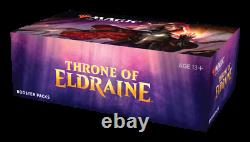 Throne of Eldraine Booster Box NEW FACTORY SEALED MTG IN STOCK